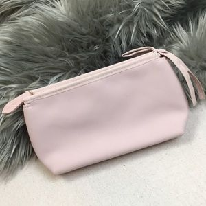 Burberry Beauty Blush colored Cosmetic Bag